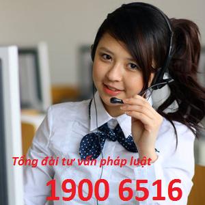 tổng đài tư vấn pháp luật trực tuyến qua điện thoại