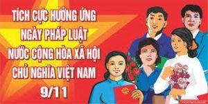 Ngày pháp luật Việt Nam