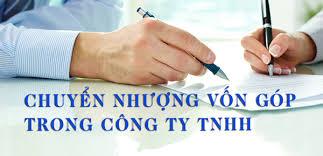 Thay đổi thành viên đối với công ty TNHH